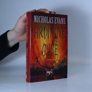 náhled knihy - Hrdinové ohně
