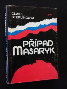 náhled knihy - Případ Masaryk (Ocpl, 320 s.)