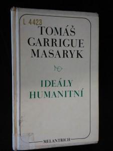 Ideály humanitní (lam, 128 s., raz.)