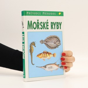 náhled knihy - Mořské ryby v evropských vodách