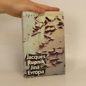 náhled knihy - Jiná Evropa