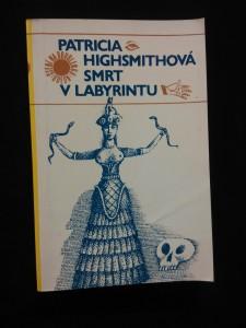 náhled knihy - Smrt v labyrintu (Obr, 286 s., ob. A. Born)