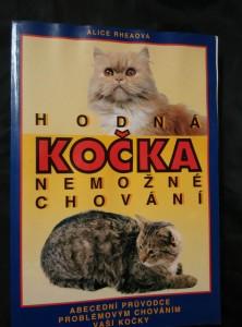 Hodná kočka, nemožné chování - Abecední průvodce problémovým chováním vaší kočky (Obr, 224 s.)