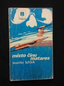 náhled knihy - Místo činu Matares (Obr)