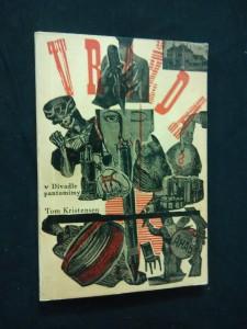 náhled knihy - Vražda v Divadle pantomimy (Obr, 84 s.)