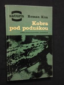 náhled knihy - Kobra pod poduškou (Obr)