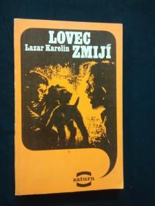 náhled knihy - Lovec zmijí
