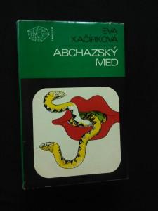 náhled knihy - Abchazský med (Ocpl, 296 s.)