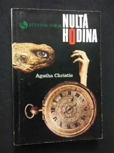náhled knihy - Nultá hodina (Obr, 184 s.)