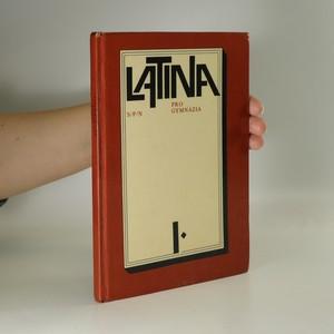 náhled knihy - Latina pro gymnázia I
