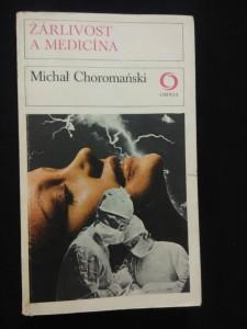 náhled knihy - Žárlivost a medicína
