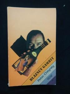 náhled knihy - Bláznův gambit (Obr)