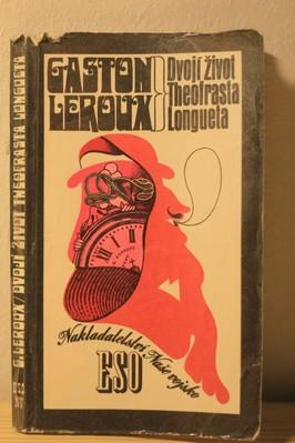 náhled knihy - Dvojí život Theofrasta Longueta