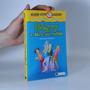 náhled knihy - Ségry a čáry na rodiče