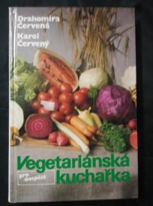 náhled knihy - Vegetariánská kuchařka pro dospělé (lam, 226 s.)