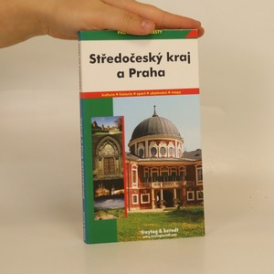 náhled knihy - Středočeský kraj a Praha