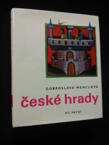 České hrady I, II (A4, Ocpl, 435 + 552 str., 1451 vyobr.)