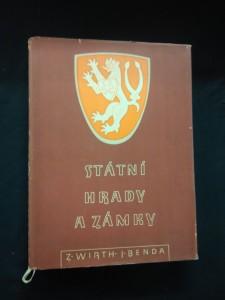 náhled knihy - Státní hrady a zámky (A4, Ocpl, 300 s.)