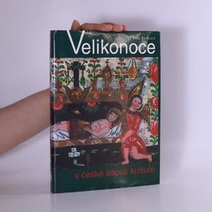 náhled knihy - Velikonoce v české lidové kultuře