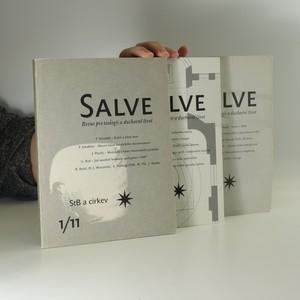 náhled knihy - Salve: revue pro technologii a duchovní život (3 svazky, nekompletní, viz poznámka)