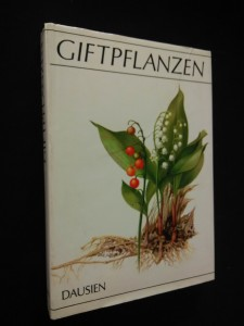 náhled knihy - Giftpflanzen