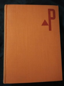 náhled knihy - Červená hvězda (Ocpl, 368 s., il. Toyen, typo L. Sutnar, b. ob.)