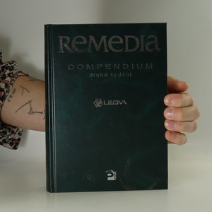 náhled knihy - Remedia Compendium (2. vydání)