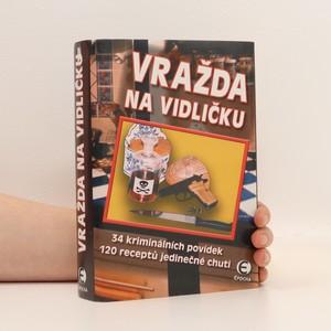 náhled knihy - Vražda na vidličku