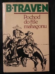 náhled knihy - Pochod do říše mahagonu (Ocpl, 240 s., il. Z. Filip)