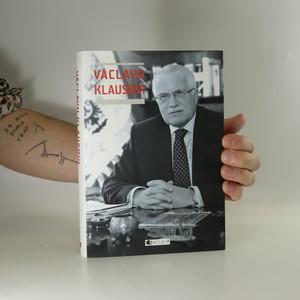 náhled knihy - Václavu Klausovi