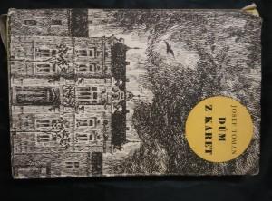 náhled knihy - Dům z karet (ob. A. Svárovský)