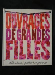 náhled knihy - Ouvrages de Grandes Filles (lam, 126 s., il., foto)