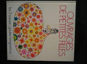 náhled knihy - Ouvrages de Petites Filles (lam, 126 s., il., foto)