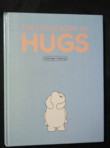 náhled knihy - The little Book of Hugs (lam, nestr., il. M. Noland)