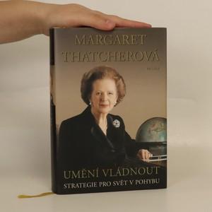 náhled knihy - Umění vládnout : strategie pro svět v pohybu