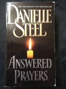 náhled knihy - Answered Prayers (Obr, 416 s.)