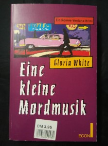 náhled knihy - Eine kleine Mordmusik (Obr, 288 s.)