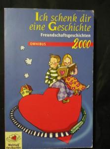 náhled knihy - Ich schenk dir eine Geschichte (Obr, 128 s.)