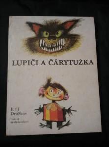Lupiči a čárytužka (il. Z. Smetana)