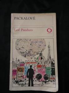 Packalové (Obr, 224 s., ob. F. Kraus)