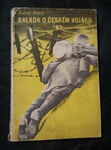 náhled knihy - Balada o českém vojáku (Obr, 174 s.)