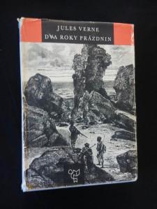 náhled knihy - Dva roky prázdnin (A4, 323 s.)