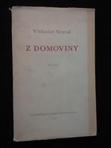 náhled knihy - Z domoviny (1. vydání)