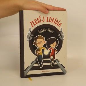 náhled knihy - Zloděj luridia