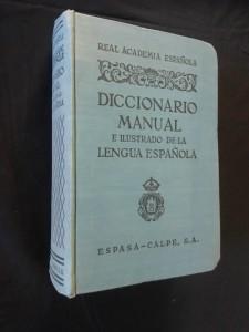 náhled knihy - DiccionarioManual e Ilustrado de la Lengua Espaňola
