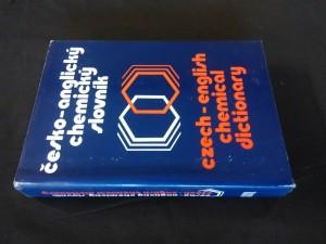 náhled knihy - Česko-anglický chemický slovník