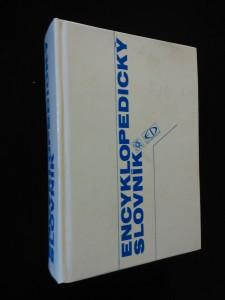 náhled knihy - Encyklopedický slovník (A4, lam, 1256 s.)