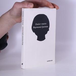 náhled knihy - Zazie v metre
