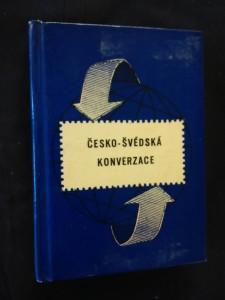 náhled knihy - Česko-švédská konverzace (lam, 240 s.)