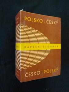 náhled knihy - Polsko-český a česko-polský kapesní slovník  (A6, lam, 944 s.)